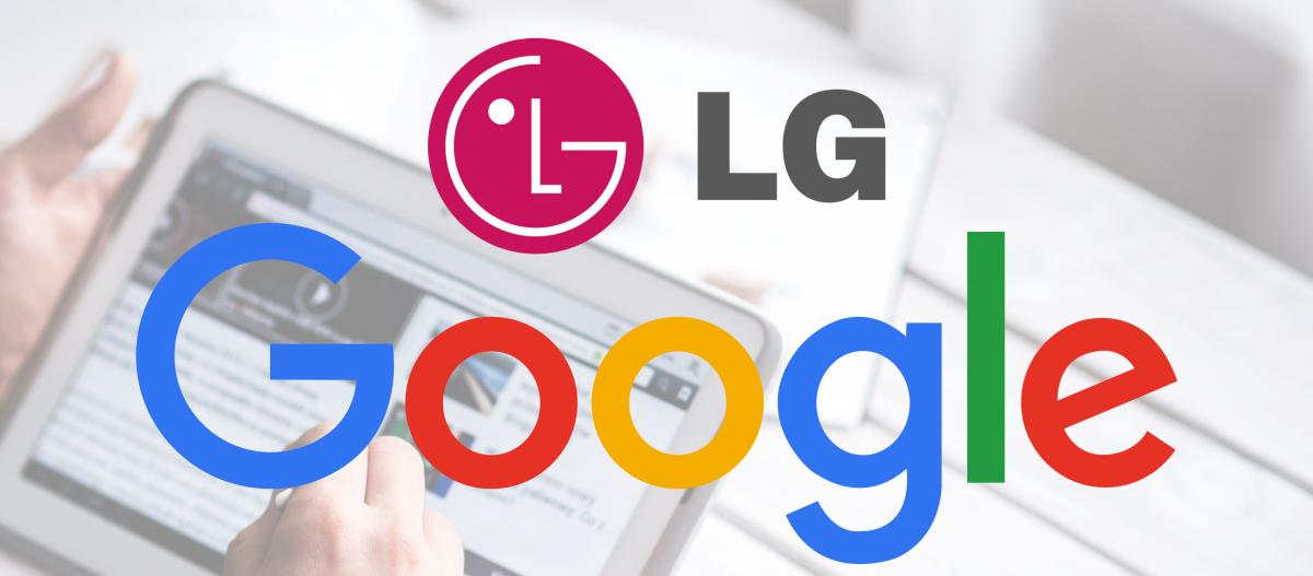 LG y Google