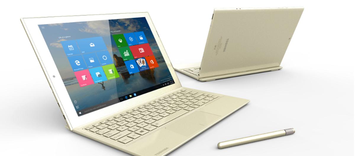 Toshiba presenta la Tablet dynaPad