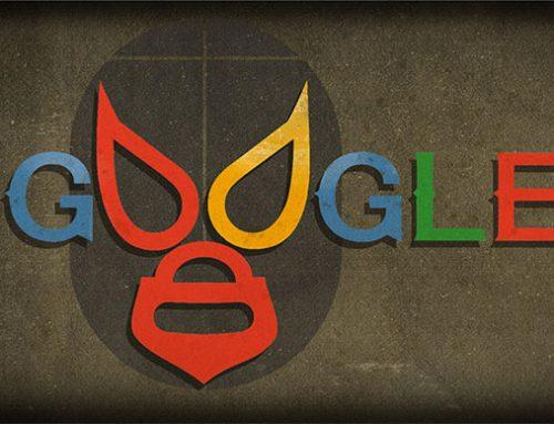 El Santo – Doodle de Google donde celebra el 99 aniversario del nacimiento de Rodolfo Guzmán Huerta