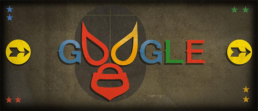 google celebra al santo