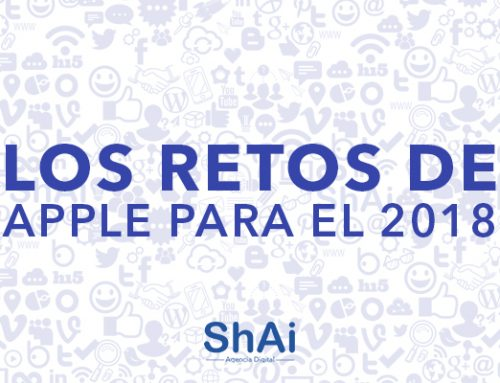 Los retos de Apple para el 2018