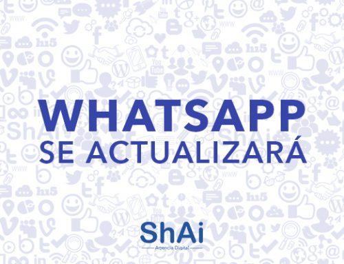 Whatsapp actualizará las notas de voz