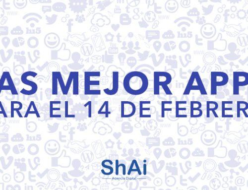 Las mejores Apps para el 14 de febrero