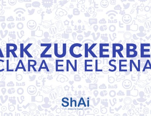 Mark Zuckerberg declara en el Senado por fuga de datos en Facebook