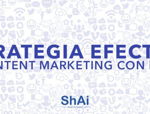 Elabora una estrategia efectiva de Content Marketing con las 3P