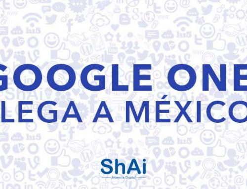 Google One llega a México