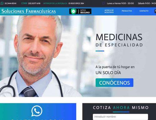 Soluciones Farmaceuticas